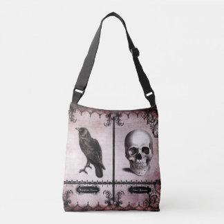 Vitam Aeternam Crossbody Bag