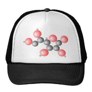 Vitamin C Molecule Trucker Hat