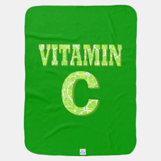 Vitamin C Receiving Blanket
