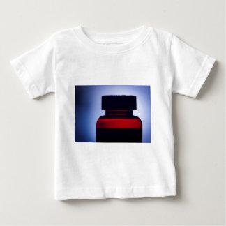 Vitamin pill bottle silhouette photograph t shirt