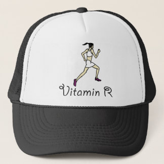 Vitamin R Trucker Hat