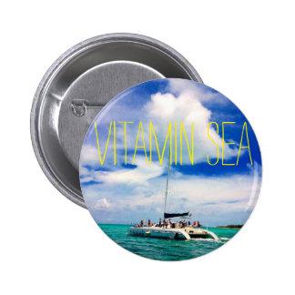 Vitamin Sea Button