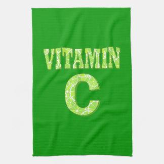 Vitamina C Toallas