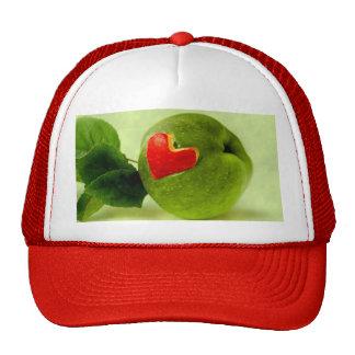 Vitamins with heart trucker hats
