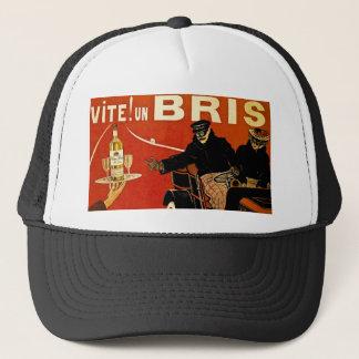 Vite! Un Brie - Vintage French Advert Trucker Hat
