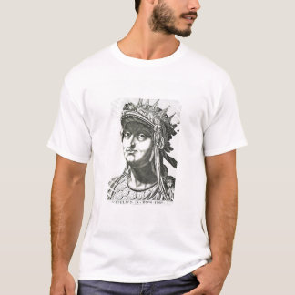 Vitellius (15-69 AD), 1596 (engraving) T-Shirt