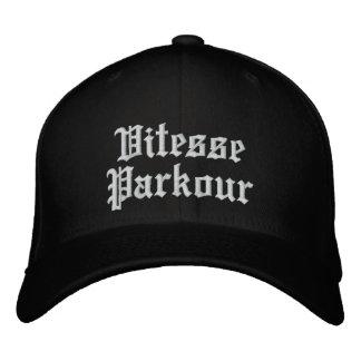 Vitesse, Parkour Embroidered Baseball Cap
