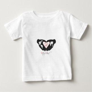 Vitiligo Bond Awareness Line Baby T-Shirt