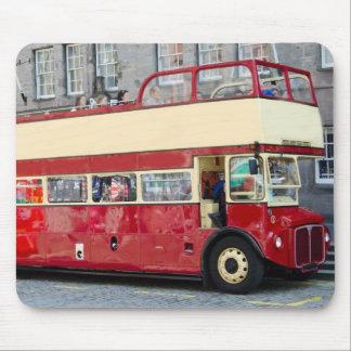 Vitnage tour bus mousepads