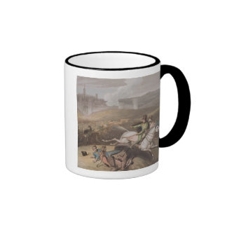 Vitoria, 21st June 1813, from 'The Victories of th Ringer Coffee Mug