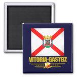 Vitoria-Gasteiz Imán Cuadrado