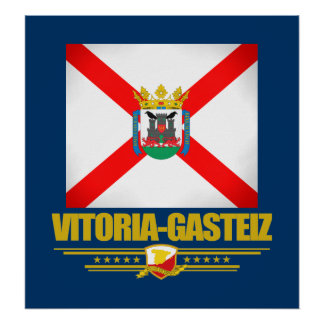 Vitoria-Gasteiz Poster