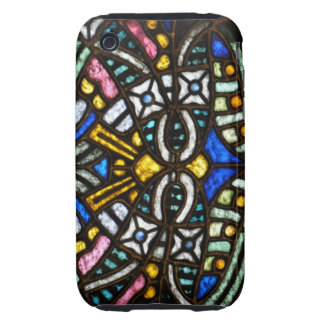 Vitral Abstact Tough iPhone 3 Protector