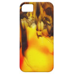 Vitral abstracto iPhone 5 protectores