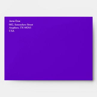 Vitral azul eléctrico