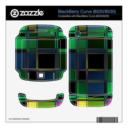 Vitral BlackBerry Curve Skin