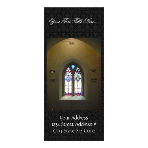 Vitral de la iglesia luterana N de St Johns Lonas Personalizadas