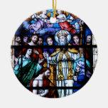 Vitral de St Augustine