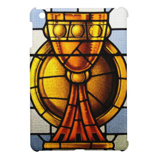 Vitral del santo grial - sacramento