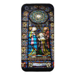 Vitral en Montserrat iPhone 5 Protectores