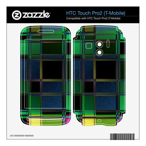 Vitral HTC Touch Pro2 Skins