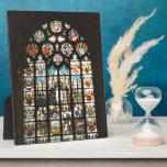 Vitral medieval, Holanda Placas Para Mostrar