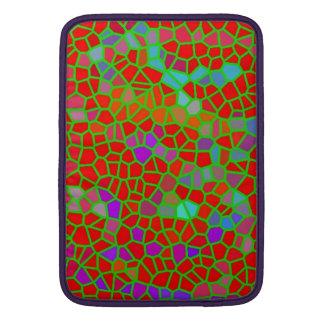 Vitral multicolor fundas MacBook