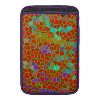 Vitral multicolor fundas macbook air