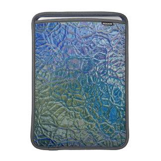 Vitral, ventana brillante colorida transparente funda para macbook air