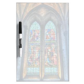Vitrales, catedral de Salisbury, Reino Unido Pizarras