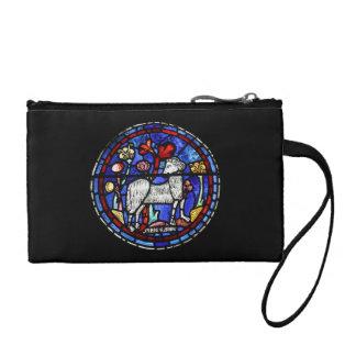 Vitrales góticos Chartres del aries -