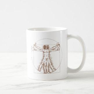 Vitruvian Barista Coffee Mug