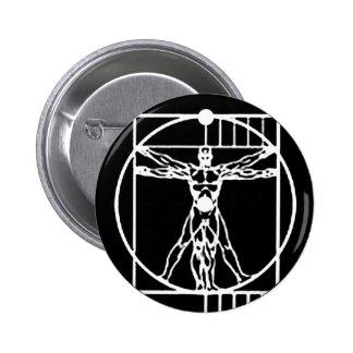 Vitruvian Button