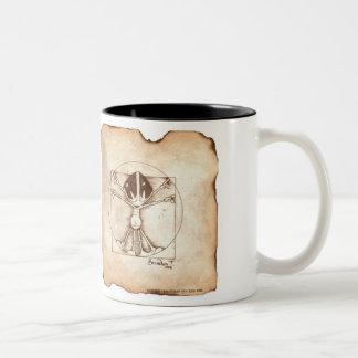 Vitruvian Goober Mug