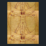 "Vitruvian Man By Leonardo Da Vinci Photo Print<br><div class=""desc"">Vitruvian Man-A 14th century illustration by the Italian painter, scientist and inventor, Leonardo Da Vinci.In English it means &#39;The proportions of the human body&#39; The drawing is named after the architect, Vitruvius, whose notes Da Vinci included along with it. It was done with pen and ink on paper, and shows...</div>"