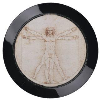 Vitruvian Man by Leonardo daVinci USB Charging Station