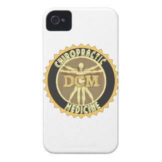 Vitruvian Man DCM iPhone 4 Covers