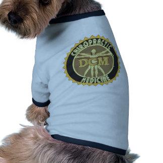 Vitruvian Man DCM Pet T Shirt
