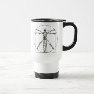 Vitruvian_Man Travel Mug