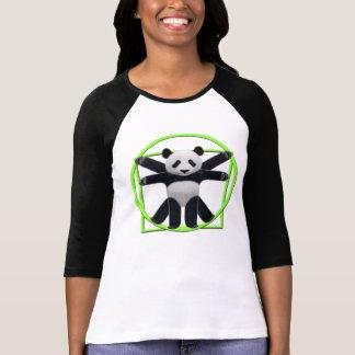 Vitruvian Panda T-Shirt