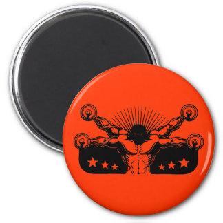 Vitruvian Reps 2 Inch Round Magnet