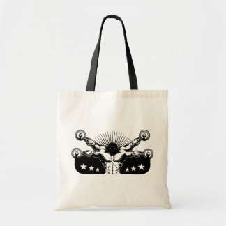 Vitruvian Reps Tote Bag