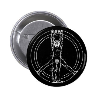 Vitruvians for Peace Pins