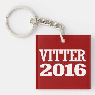 Vitter - David Vitter 2016 Keychain