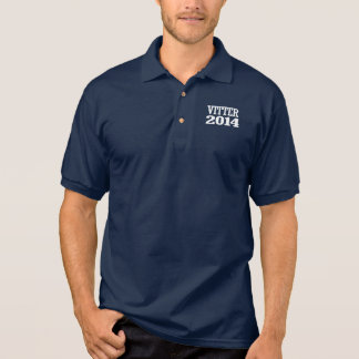 Vitter - David Vitter 2016 Polo Shirt
