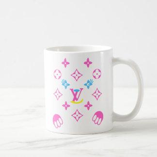 vitton parody bear mug