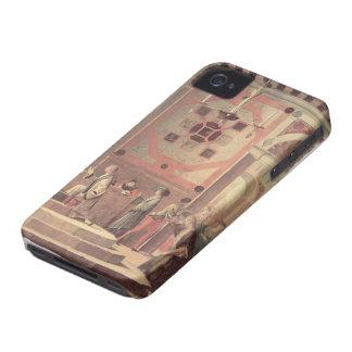 Vittore Carpaccio-Departure of English Ambassadors iPhone 4 Case