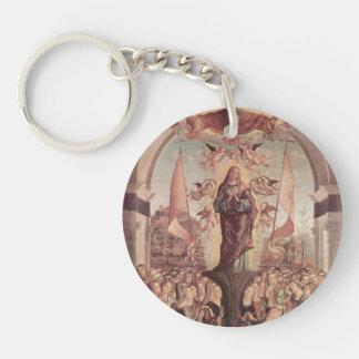 Vittore Carpaccio- Glorification of St. Ursula Acrylic Keychain