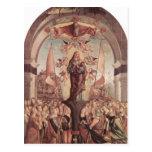 Vittore Carpaccio- Glorification of St. Ursula Post Card