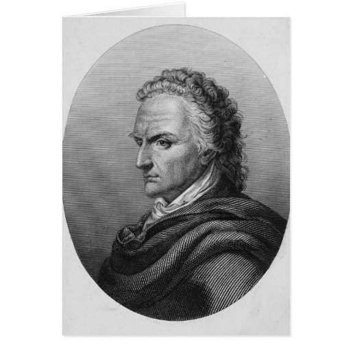 Vittorio Alfieri, 1846 Card